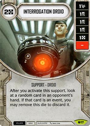 Vallató droid