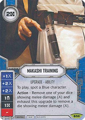 Makashi képzés