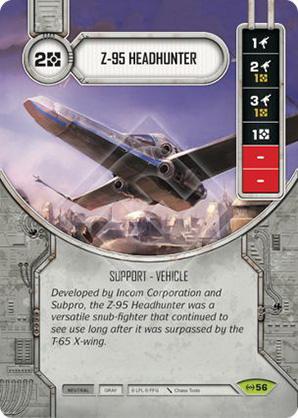 Z-95 Fejvadász