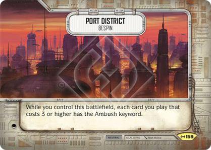 Kikötői körzet