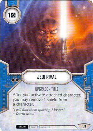 Jedi rivális