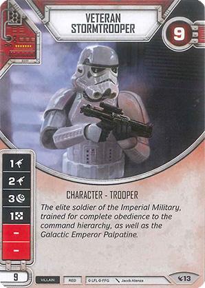 Veteran Stormtrooper