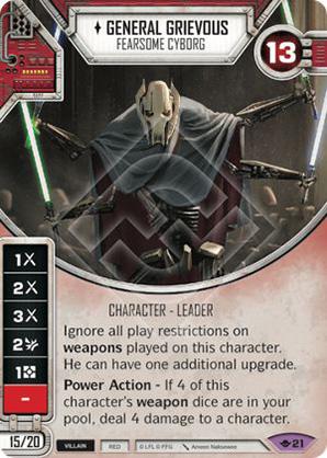 Grievous Tábornok