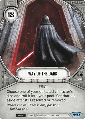 A sötétség útja