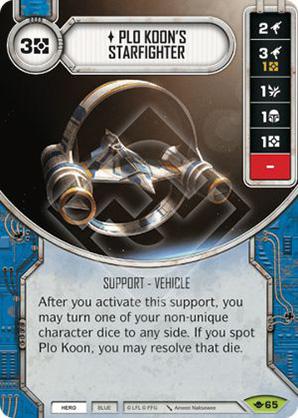 Plo Koon's Starfighter
