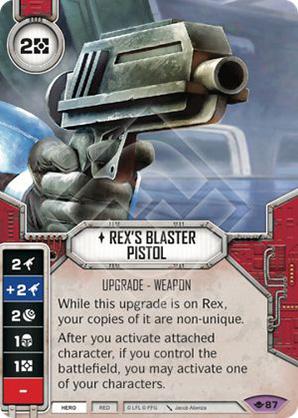 Rex sugárvetője