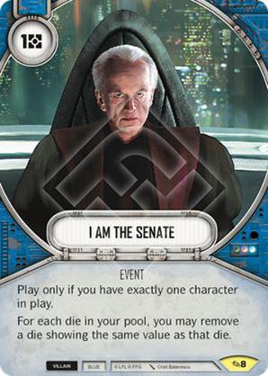 Én magam vagyok a szenátus