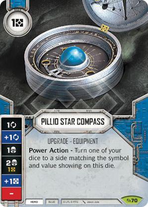 Pillio csillagiránytű