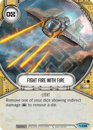 Tűz ellen tűzzel