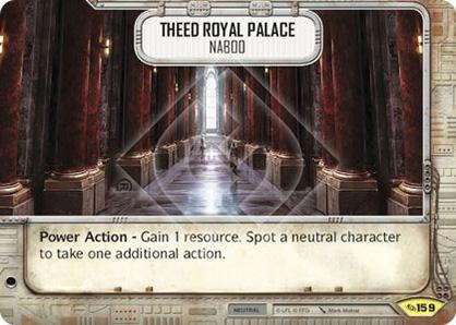 Theedi királyi palota