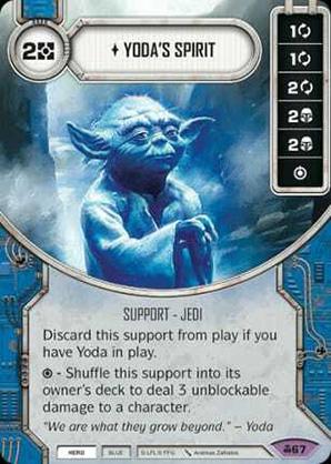 Yoda szelleme