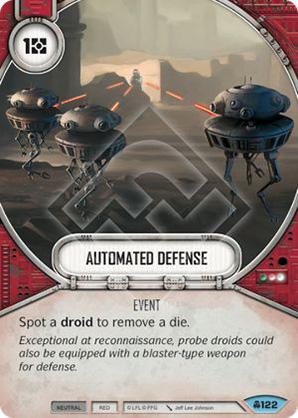 Automatizált védelem