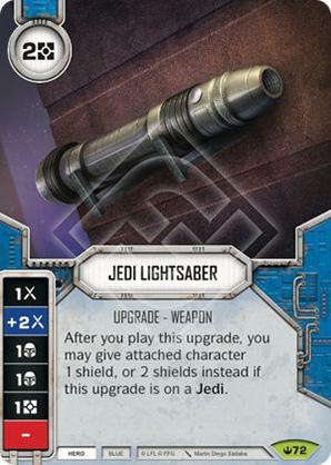 Jedi fénykard