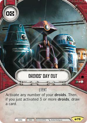 Droid szabadnap