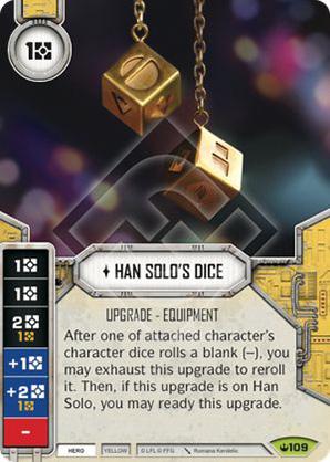 Han Solo kockái