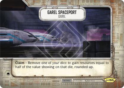 Gareli űrkikötő