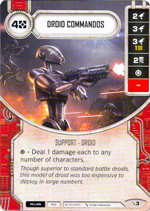 Droid kommandó
