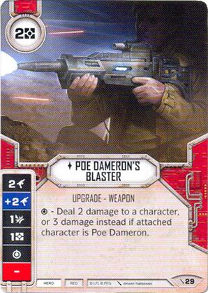 Poe Dameron sugárvetője