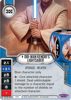 Obi-Wan Kenobi fénykardja