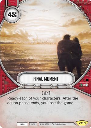 Végső pillanat