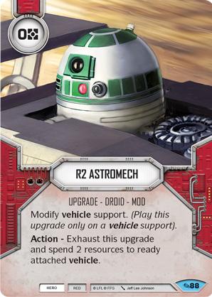 R2-es asztrodroid