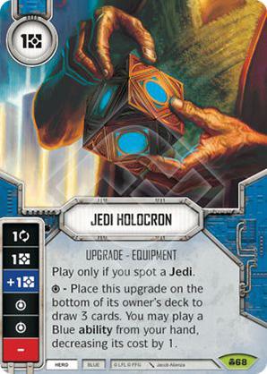 Jedi Holokron