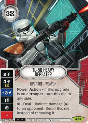 TL-50 Nehéz ismétlőfegyver
