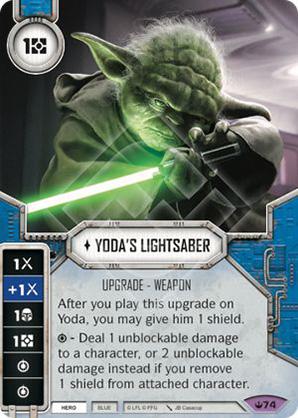 Yoda fénykardja