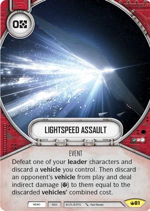 Támadás fénysebességgel