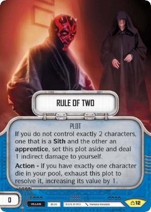 A kettő szabálya