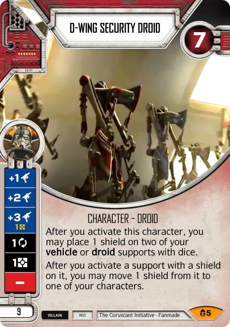 D-Szárnyú Biztonsági Droid